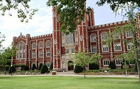 Person found dead in car on University of Oklahoma campus