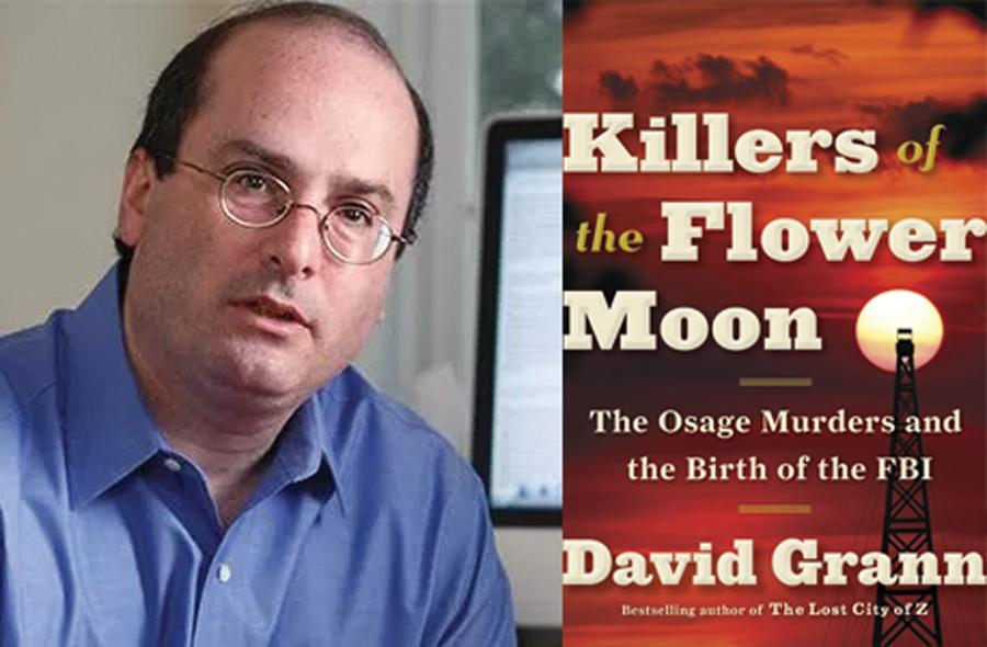 Killers Of The Flower Moon The Osage Murders And The Birth Of The