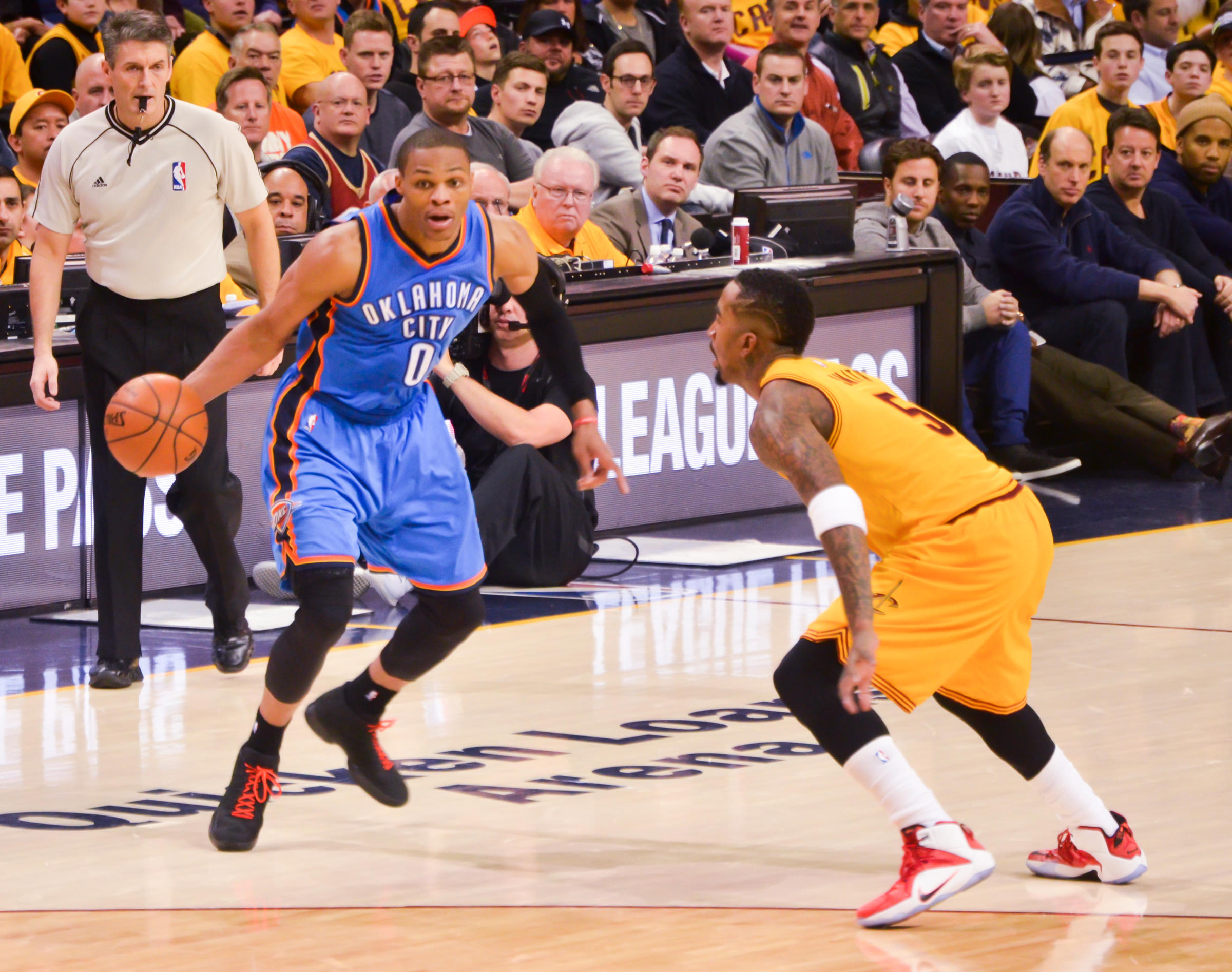 Paul George already impressed with Thunder, open to staying