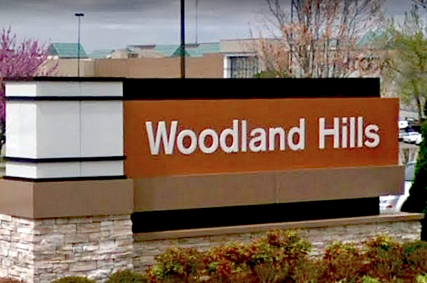 Woman found dead near Woodland Hills Mall