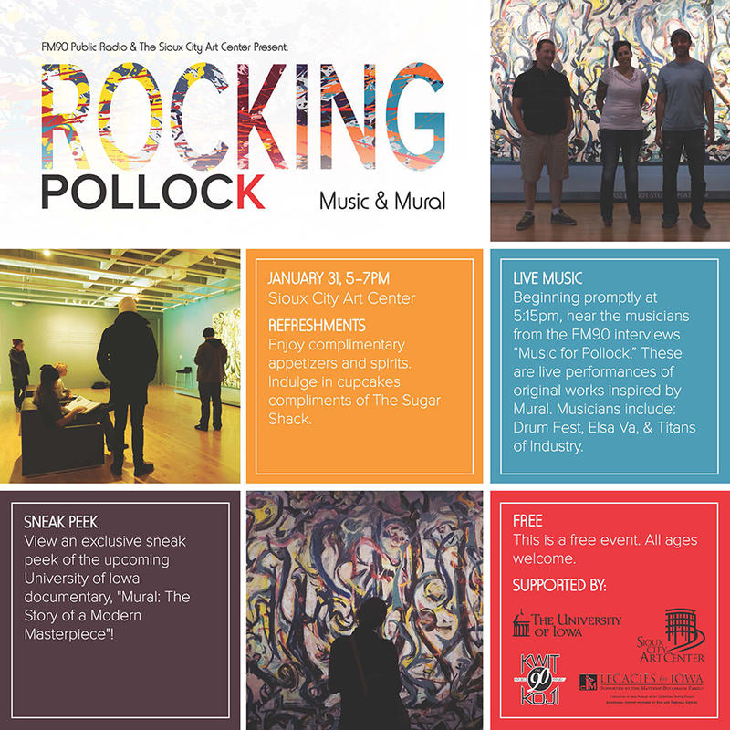 poster for Rocking Pollock