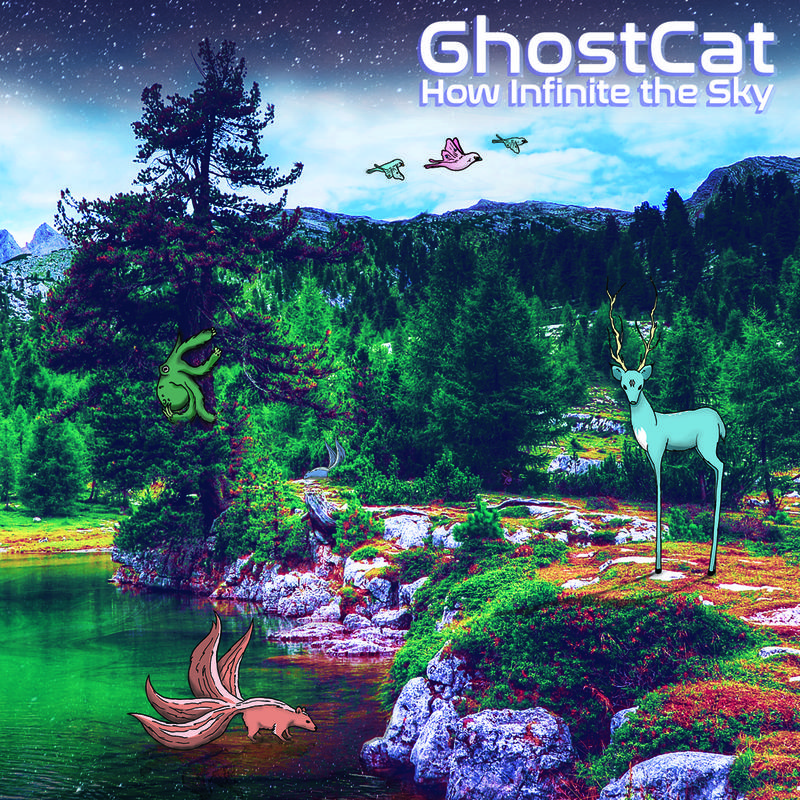 GhostCat Album Cover