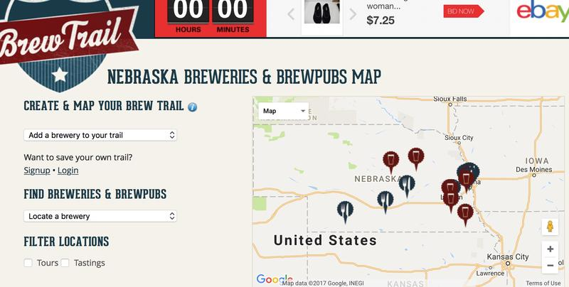 Nebraska Craft Beer Bill