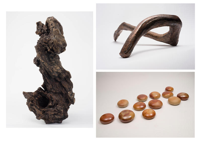 Of Sticks and Stones: Sculptures by Jeff Baldus