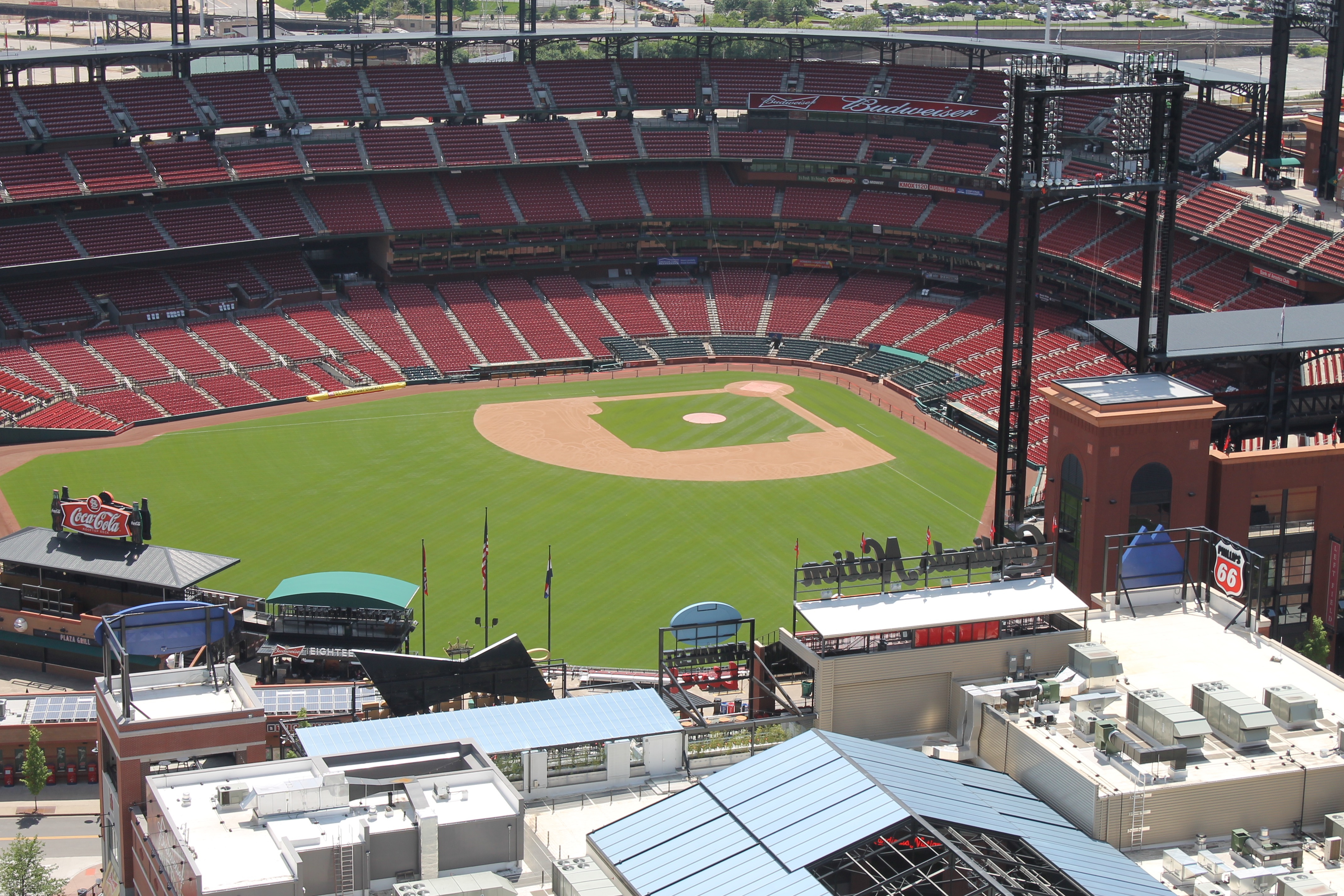 Stray Bullet Hits Fan At Busch Stadium Investigation Ongoing St