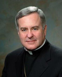 St. Louis Archbishop Robert Carlson.
