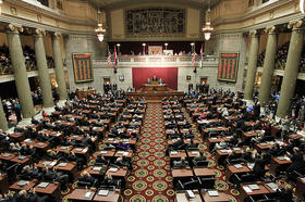 The Missouri legislature has plenty of issues to resolve in its closing weeks.