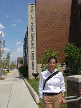 Dr. Heidi Miller.