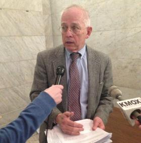 State Rep. Rory Ellinger, D-University City, has announced he's not seeking re-election.