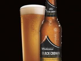 Budweiser Black Crwon