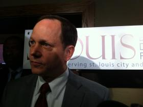 St. Louis City Mayor Francis Slay