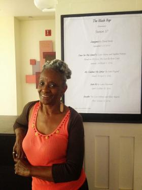 Linda Kennedy, artistic associate over education and community programs for The Black Rep.