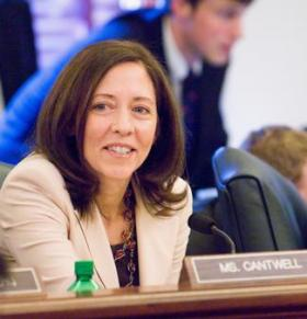 U.S. Sen. Maria Cantwell, D-Washington