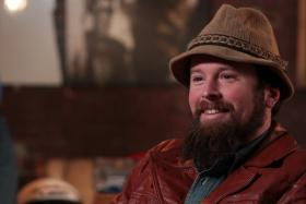 """Sam Coffey, Salvage King, is featured in the new, """"Salvage City."""""""
