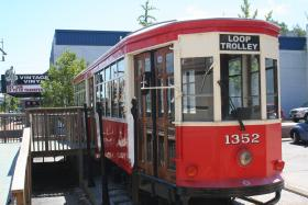 Loop trolley 2010