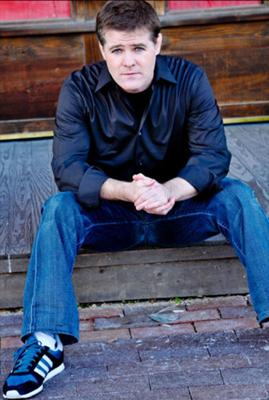 Comedian Greg Warren grew up in Kirkwood, Mo.