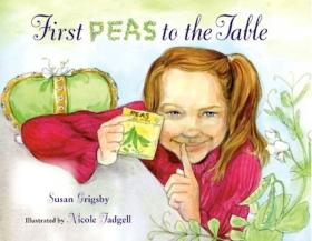 cover of book First Peas to the Table