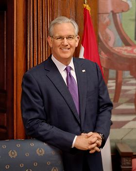 Missouri Gov. Jay Nixon is showing up on lists of potential presidential -- and vice presidential -- lists for 2016.