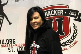 Teri Eddy, director of Hacker U.