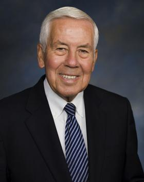 Former U.S. Sen. Richard Lugar, R-Indiana, is the conference's keynote speaker.