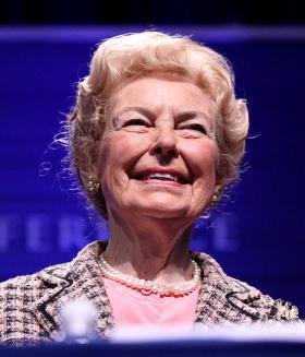 Phyllis Schlafly, Feb. 2011