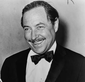 Tennessee Williams, in 1965
