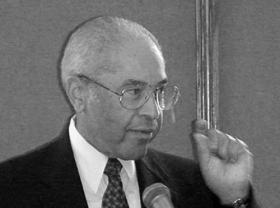 Dr. Richards in 2005