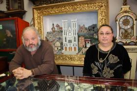 Seman and Alla Ilyashov