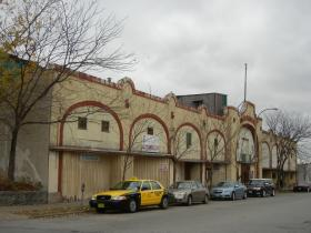 The Palladium Building today
