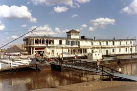 Goldenrod Showboat, where the St. Louis Ragtimers had a regular gig for years.