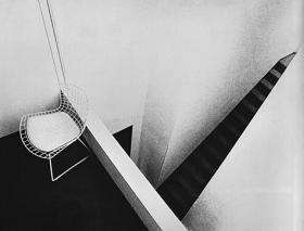 Shinohara Kazuo, Interior, Repeating Crevice, Ota Ward, Tokyo, 1969-71. Photo by Taki Koji, c. 1971.