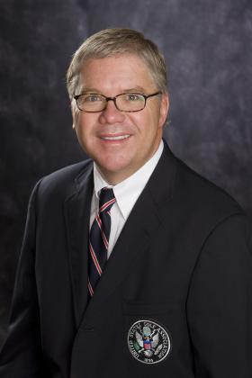 St. Louis Attorney Tom O'Toole is the new president of the USGA>