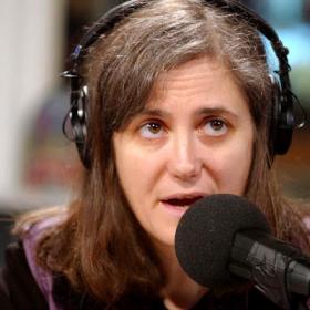 Amy Goodman, host of Democracy Now!