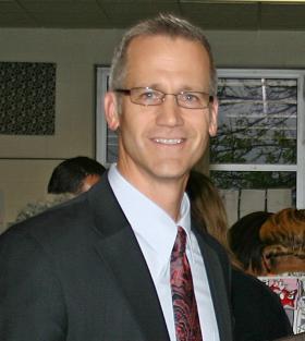 Mehlville Superintendent Eric Knost