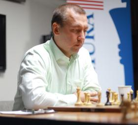 Gata Kamsky is seeking his fifth U.S. Championship title this year.