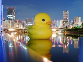 What does a giant rubber ducky have to do with economy and innovation? Read on to find out.