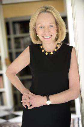 Historian and author Doris Kearns Goodwin