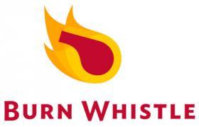 burn whistle logo