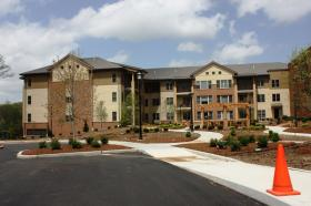 Friendship Village senior living community in Chesterfield expanded in February with 30 new apartment homes.