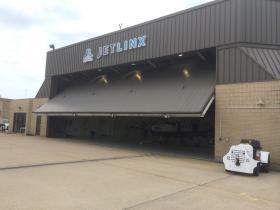 Jet Linx's refurbished terminal.