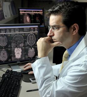 Eric Leuthardt, neuroscientist, author and biomedical engineer.