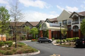 McKnight Place Assisted Living in University City recently completed a $32 million expansion and renovation project.