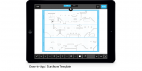 Users can take a picture of their graph paper drawing to convert it into a playable video game.