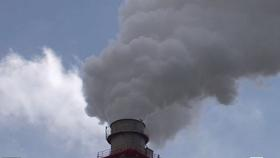 Coal-fired power plants produce pollutants including sulfur dioxide, nitrogen oxides, and mercury.