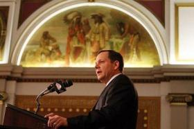 Mayor Francis Slay is expected to announce plans to seek federal money to help Central American children.