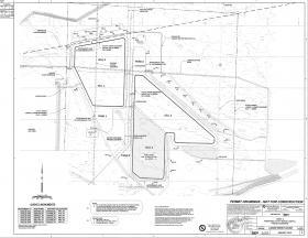This diagram shows the design of Ameren's proposed 167-acre coal ash landfill in Labadie.