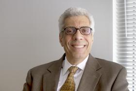 SLU President Fred Pestello