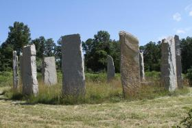Keller just listed a Missouri version of Stonehenge.