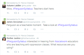 Part of the #TwitterSyllabus conversation.