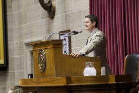 House Speaker Tim Jones, R-Eureka